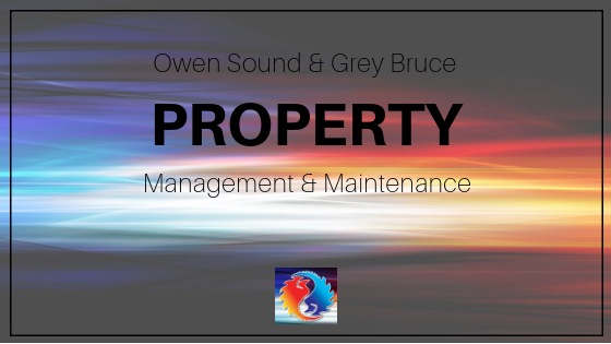 Owen Sound Property Management and Maintenance