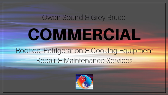 Owen Sound Commercial Rooftop Equipment Servicing