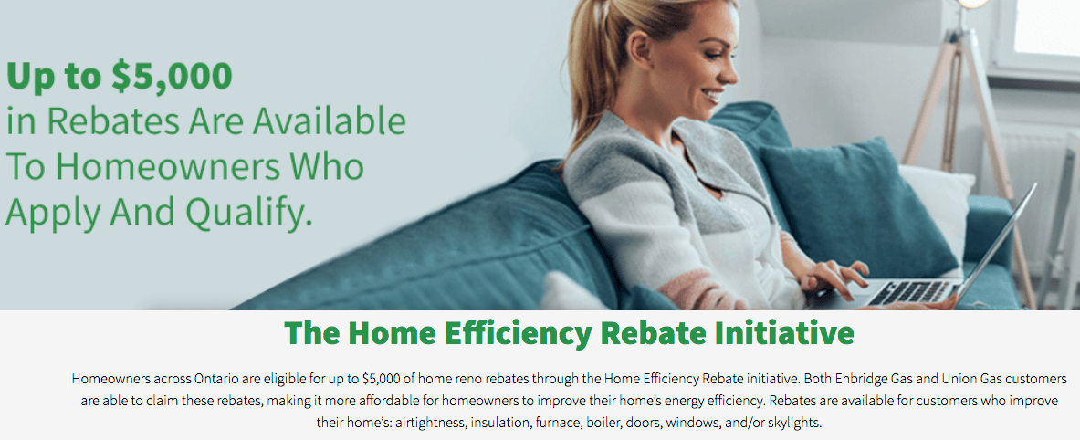 The Home Efficiency Rebate