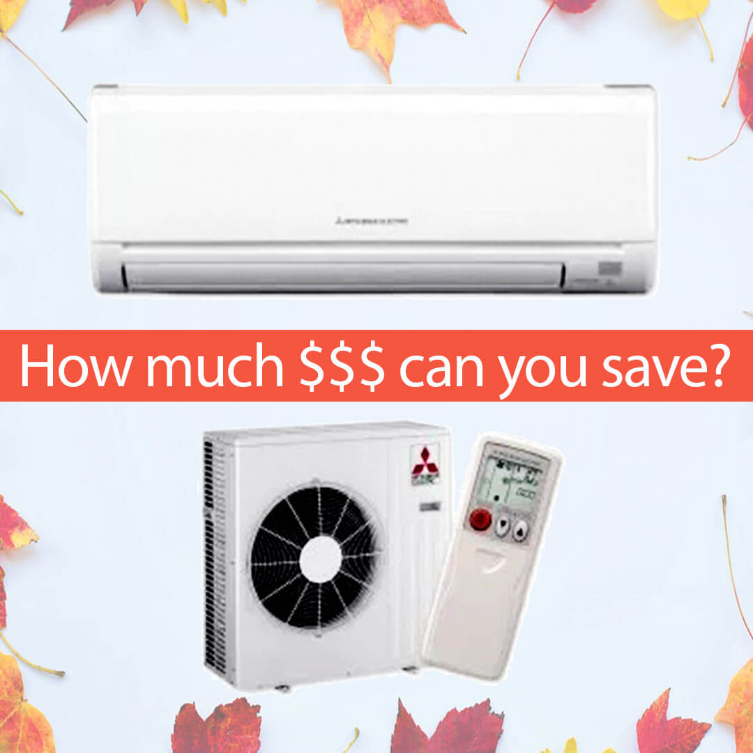 DUCTLESS split heat pump
