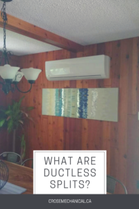what are ductless splits blog post image featured