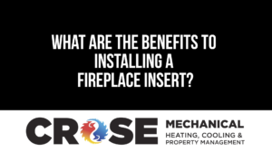 What are the Benefits to Installing a Fireplace Insert?