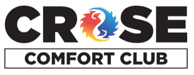 Crose Comfort Club program logo
