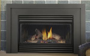 continental CBI360 gas fireplace insert