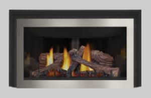 continental CDIZC gas fireplace insert
