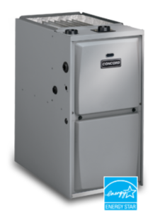 gas furnaces - concord 96G2V