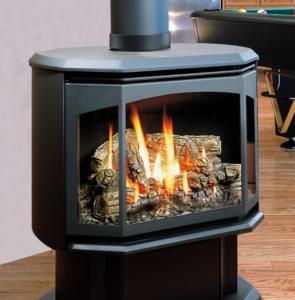 kingsman FDV350 fireplace