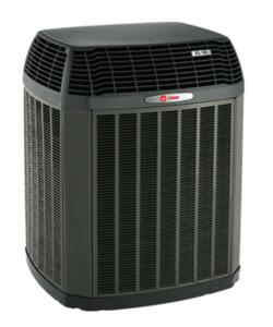 air conditioner - Trane XL 16i 18 SEER