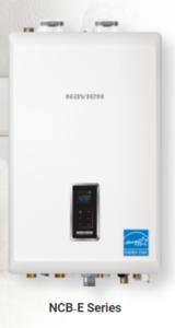 boiler - Navien NCB-E Combi-Boiler