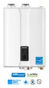 boiler - Navien NHB-150