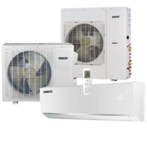 RunTru 15-Seer Multi-Zone Ductless Heat Pump System