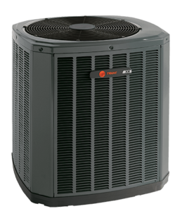 The efficiency you expect from Trane, with the reliability you can count on. The XR16 offers Energy Star® qualified combinations with up to 17.00 SEER and 9.6 HSPF, providing efficient performance all year long.