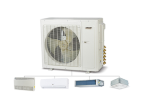 Luxaire Ductless Heat Pump Systems M-Series