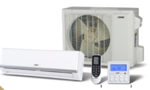 Luxaire Ductless Heat Pump Systems P-Series