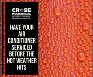 SPRING AIR CONDITIONING SERVICE